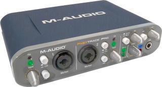 M-audioFastTrackPro