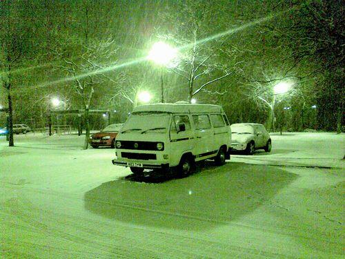 Snowyvan