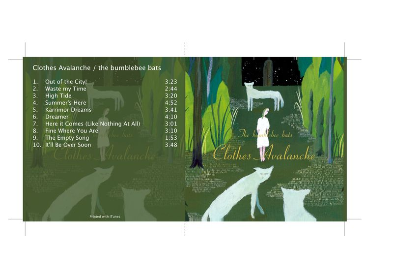 Clothes Avalanche CD Cover